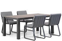 Lifestyle Estancia/Valley 180 cm dining tuinset 5-delig