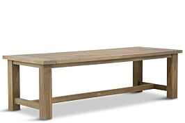 Garden Collections Fourmile dining tuintafel 260 x 100 cm
