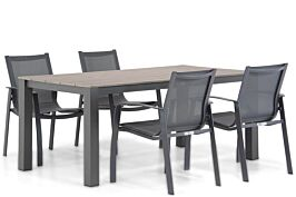 Lifestyle Gregorio/Valley 180 cm dining tuinset 5-delig