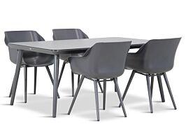 Hartman Sophie studio/Sophie studio 170 cm dining tuinset 5-delig