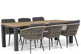 Lifestyle Western/Veneto 230 cm dining tuinset 7-delig