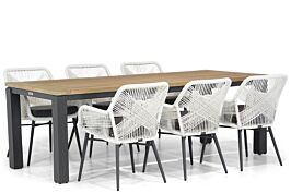 Lifestyle Advance/Veneto 230 cm dining tuinset 7-delig