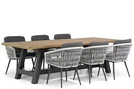 Lifestyle Western/Trente 260 cm dining tuinset 7-delig