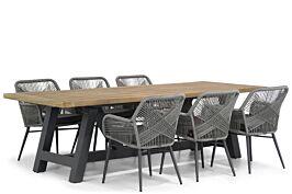 Lifestyle Advance/Trente 260 cm dining tuinset 7-delig