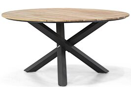 Lifestyle Fabriano dining tuintafel rond 150 cm