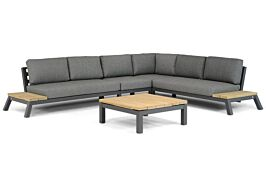 4 Seasons Outdoor Empire/Capitol 90cm platform loungeset 5-delig