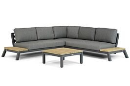 4 Seasons Empire/Riviera 90cm platform loungeset 4-delig