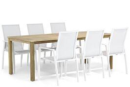 Lifestyle Ultimate/Weston 210 cm dining tuinset 7-delig
