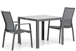 Lifestyle Ultimate/Mondello 90 cm dining tuinset 3-delig