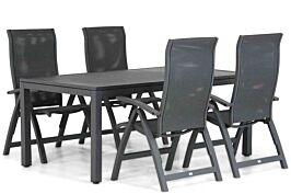 Presto Tarenta/Concept 180 cm dining tuinset 5-delig
