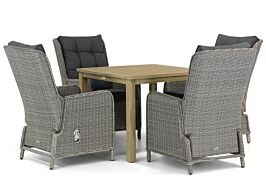 Garden Collections Kingston/Weston 90 cm dining tuinset 5-delig