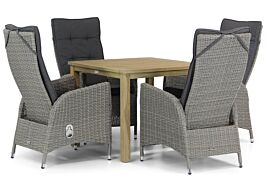 Garden Collections Lincoln/Weston 90 cm dining tuinset 5-delig