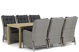 Garden Collections Kingston/Weston 210 cm dining tuinset 7-delig