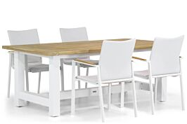 Lifestyle Brandon/Los Angeles 200 cm dining tuinset 5-delig