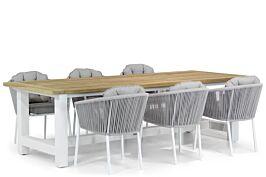 Santika Novita/Los Angeles 260 cm dining tuinset 7-delig