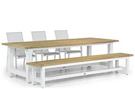 Lifestyle Ultimate/Los Angeles 260 cm dining tuinset 5-delig