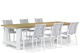 Lifestyle Annisa/Los Angeles 260 cm dining tuinset 7-delig