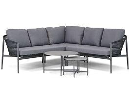 Coco Alanya/Saka 50/75 cm hoek loungeset 4-delig