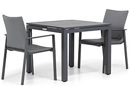 Lifestyle Rome/Concept 90 cm dining tuinset 3-delig