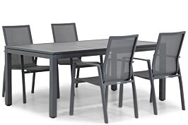 Lifestyle Ultimate/Concept 180 cm dining tuinset 5-delig