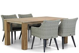 Garden Collections Milton/Brighton 165 dining tuinset 5-delig