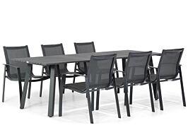 Lifestyle Gregorio/Villagio 230 cm dining tuinset 7-delig