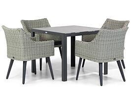 Garden Collections Milton/Varano 90 cm dining tuinset 5-delig