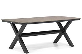 Lifestyle Forest dining tuintafel 180x92 cm