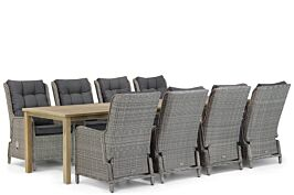 Garden Collections Kingston/Weston 300 cm dining tuinset 9-delig