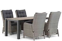 Garden Collections Kingston/Valley 180 cm dining tuinset 5-delig