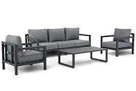 Lifestyle Lagos stoel-bank loungeset 4-delig