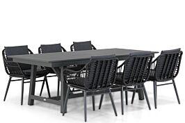 Coco Leonardo/General 217/277 cm dining tuinset 5-delig