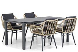 Coco Leonardo/Pallazo 180 cm dining tuinset 5-delig