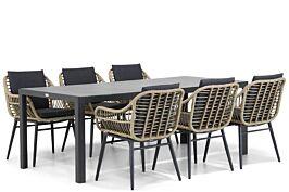 Coco Leonardo/Varano 210 cm dining tuinset 7-delig