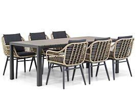 Coco Leonardo/Young 217 cm dining tuinset 7-delig