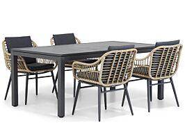 Coco Leonardo/Concept 180 cm dining tuinset 5-delig
