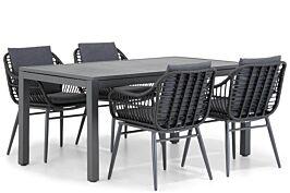 Coco Leonardo/Concept 160 cm dining tuinset 5-delig