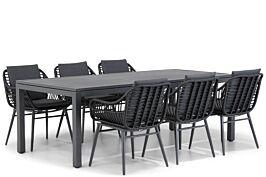 Coco Leonardo/Concept 220 cm dining tuinset 7-delig