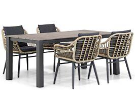 Coco Leonardo/Valley 180 cm dining tuinset 5-delig