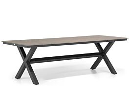 Lifestyle Forest dining tuintafel 240 x 92 cm