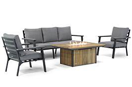 Lifestyle Palazzo/Seaside stoel-bank loungeset 4-delig