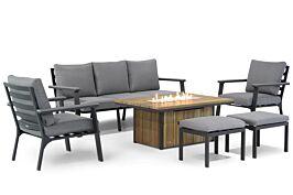 Lifestyle Palazzo/Seaside stoel-bank loungeset 6-delig
