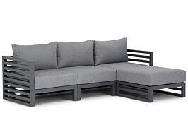 Santika Jaya chaise longue loungeset 4-delig