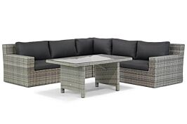 Garden Collections Amico/Napoli loungeset 4-delig