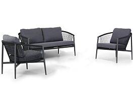 Lifestyle Antaly stoel-bank loungeset 3-delig