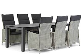 Garden Collections Madera/Yukon 240 cm dining tuinset 7-delig