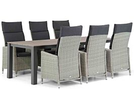 Garden Collections Madera/Valley 240 cm dining tuinset 7-delig