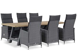 Garden Collections Madera/Trente 260 cm dining tuinset 7-delig