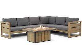 Lifestyle Manchester/Seaside 120 cm hoek loungeset 5-delig
