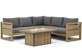 Lifestyle Manchester/Seaside 120 cm hoek loungeset 4-delig